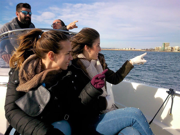 fishingtripspain.co.uk boat tours in Torrevieja with Libertad